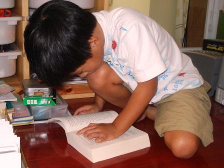 tim-reading